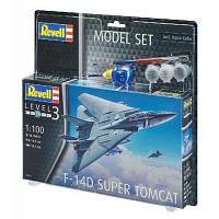 Збірна модель Revell Винищувач F-14D «Томкет» 1:100 (4009803639505)