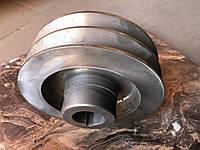 Шкив двигателя ЗП 05.102 ( d=170)