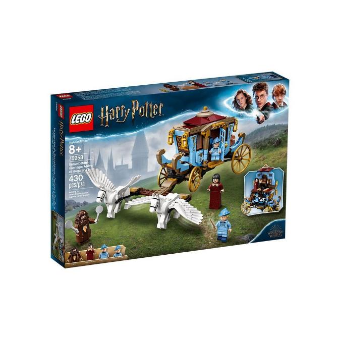 Конструктор LEGO Гаррі Поттер «Бобатонська карета: прибуття до Гоґвор» 75958