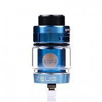 Атомайзер GeekVape Zeus Dual RTA 5.5 мл Blue
