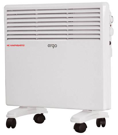 Конвектор электрический ERGO HC-2010 1000 Вт, фото 2