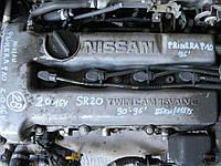 Двигатель Nissan Primera P10  2.0 бензинБ/У