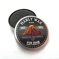 """Воск для волос  """"black"""", 100 мл"""