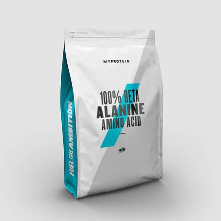 Аминокислота бета аланин MyProtein Beta Alanine 500 g, фото 2
