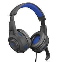 Наушники Trust GXT 307B Ravu Gaming Headset for PS4 Blue