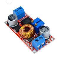 XL4015 5A Понижающий преобразователь с регулировкой напряжения, тока, фото 1