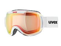 Очки Uvex Downhill 2000 VFM White Orange  2019