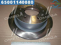 ⭐⭐⭐⭐⭐ Диск тормозной задний Mitsubishi (пр-во Blue Print)  ADC443130