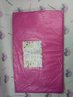 Пеньюар Panni Mlada 0,9х1,6 м (100 шт/пач) из полиэтилена цвет: розовый