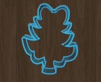 8см Вырубка для пряника ель  елка с бантом  новогодние вырубки