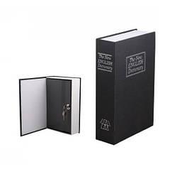 Книга-сейф Черная