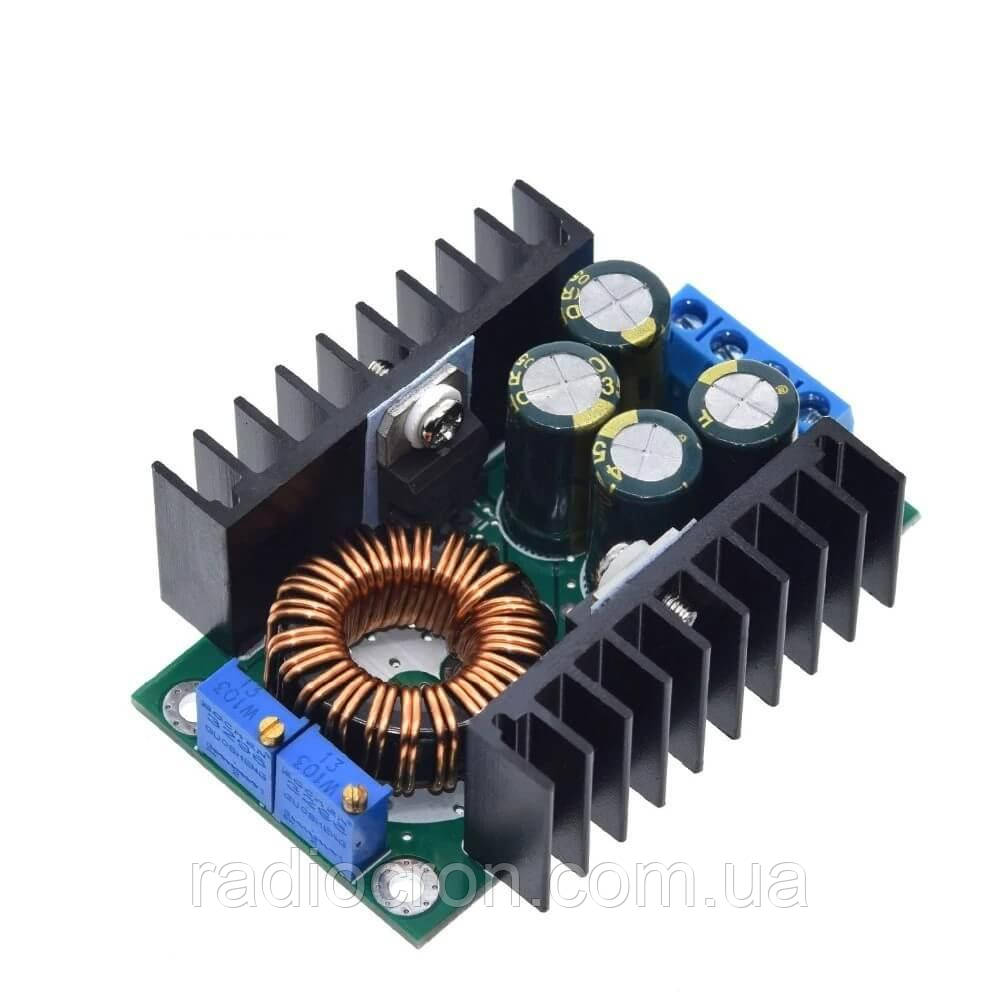 XL4016 8A Понижающий преобразователь с регулировкой напряжения и тока