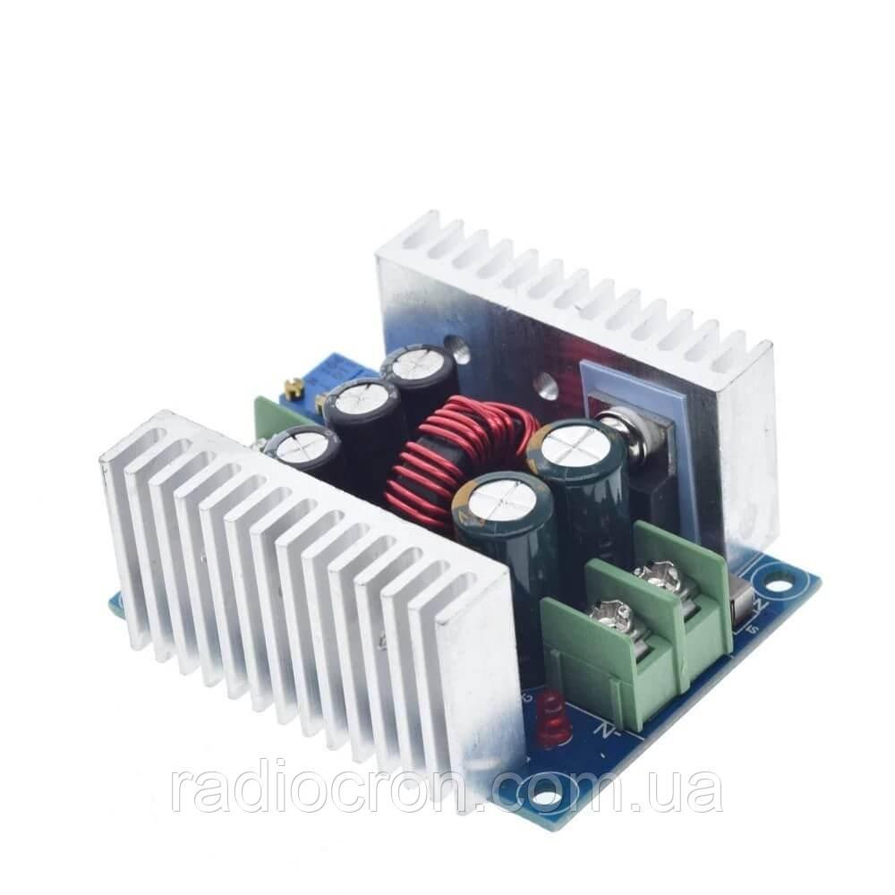 IRFB3607 300Вт 20A Понижуючий перетворювач 6...40В до 1,2...36В регулювання напруги, струму