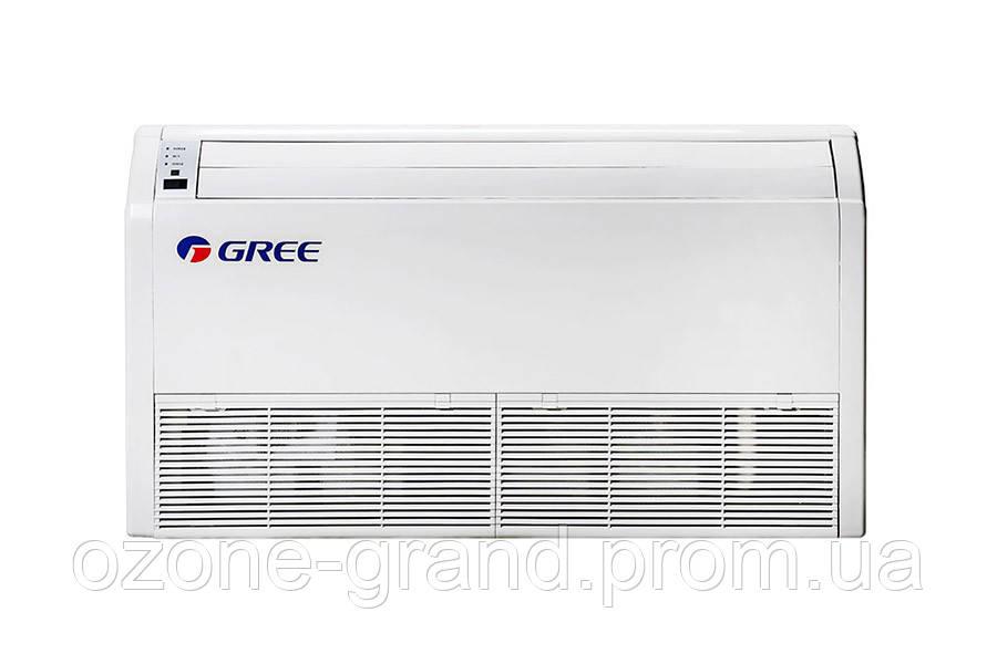 Напольно-потолочный кондиционер GREE GTH48K3HI-GUHN48NM3HO