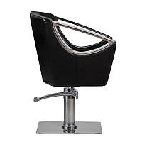 Парикмахерское кресло Avola черный черное, фото 1