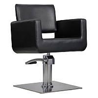 Парикмахерское кресло Bell черный, фото 1