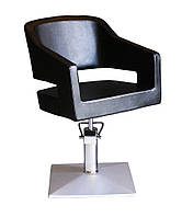 Парикмахерское кресло Enzo черное, фото 1