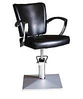 Парикмахерское кресло Focus черное, фото 1