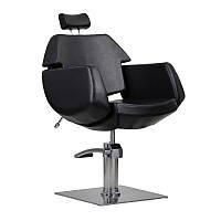 Парикмахерское кресло Imperia bis черное, фото 1