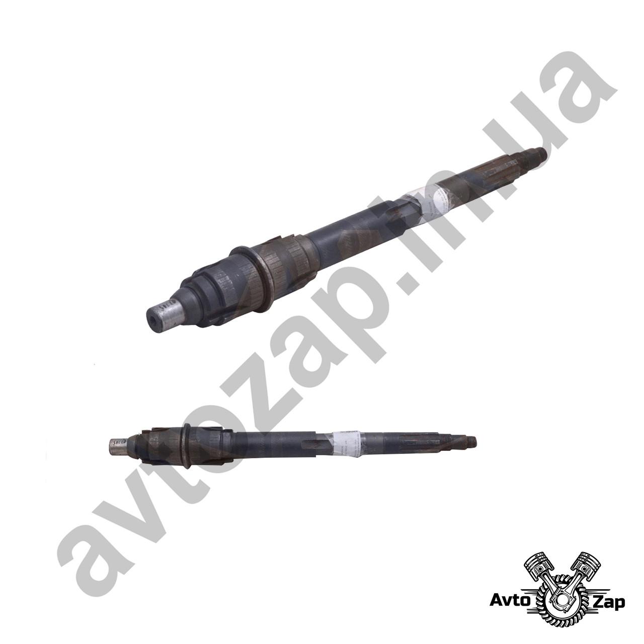 Вал втроричный КПП ВАЗ 2101-07, 5 ступ. с/о .    01802