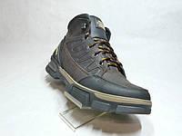 Зимние мужские кожаные ботинки Columbia, фото 1