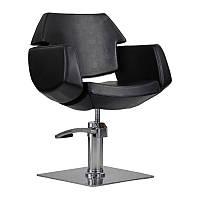 Парикмахерское кресло Imperia черное, фото 1