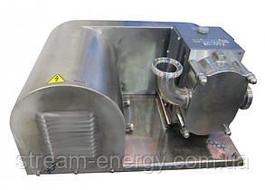 Роторный насос НР-10-02 (15м3/час) 3-леп.