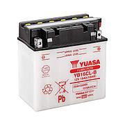 Yuasa 6СТ-19 (YB16CL-B) Мото аккумулятор