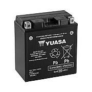 Yuasa 6СТ-18 (YTX20CH-BS) Мото аккумулятор