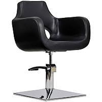 Парикмахерское кресло Mediolan черное, фото 1