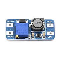MT3608 Підвищуючий перетворювач з регулюванням напруги