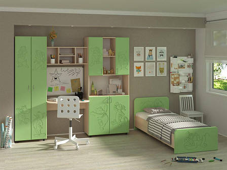 Детский мебельный набор Пехотин  Симба МДФ, фото 2