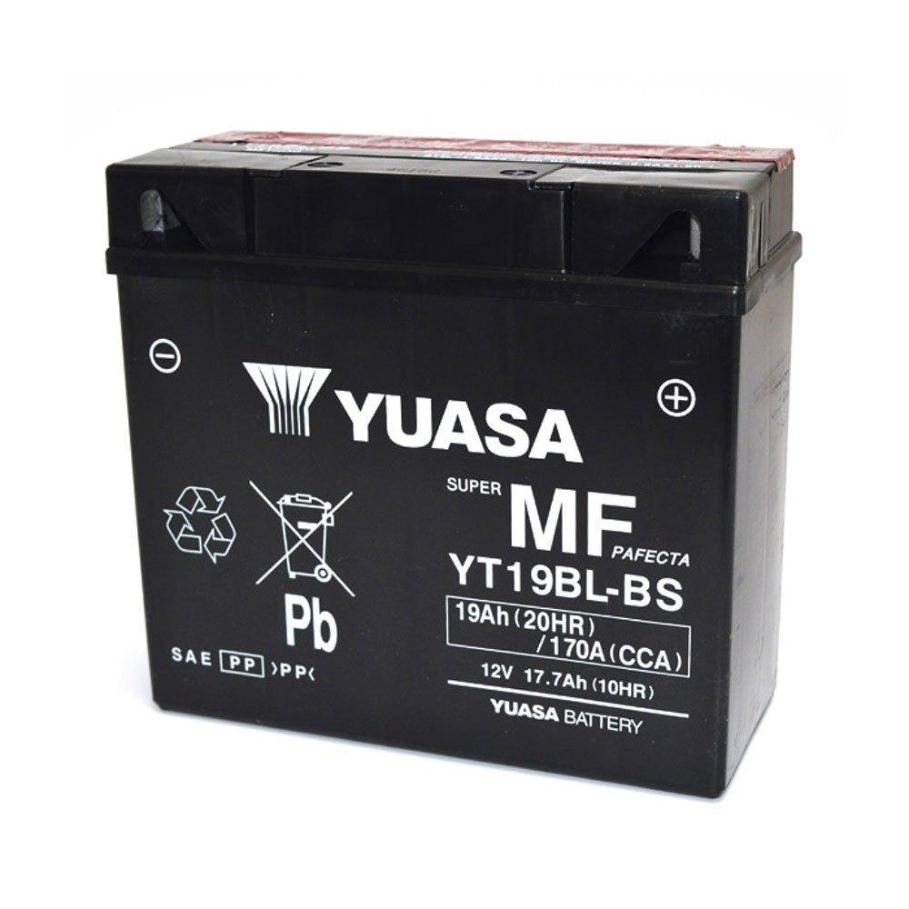 Yuasa 6СТ-18 (YT19BL-BS) Мото аккумулятор