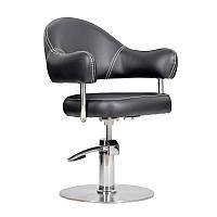 Парикмахерское кресло Opera черное, фото 1