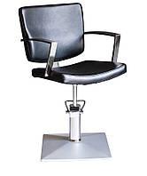 Парикмахерское кресло Presto черное, фото 1