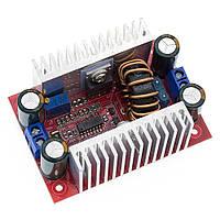 400Вт TL494 Підвищуючий перетворювач 0.2-12А, 8.5-50В до 10-60В з регулюванням напруги, струму