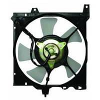 Мотор охлаждения радиатора Nissan Primera P10 Б/У