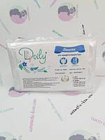 Пакети для парафінотерапії рук Doily® 15х40 см (100 шт/пач) з поліетилену Колір: прозорий/clear