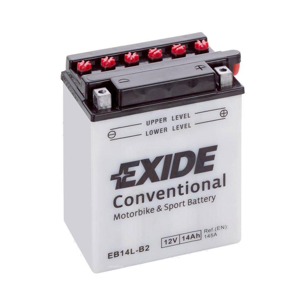 EXIDE 6СТ-14 АзЕ (EB14L-B2) Мото аккумулятор