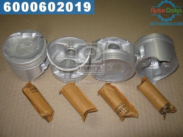 ⭐⭐⭐⭐⭐ Поршень (комплект на мотор) Honda D15Z1 d75.0 STD (производство  TEIKIN)  38159.STD