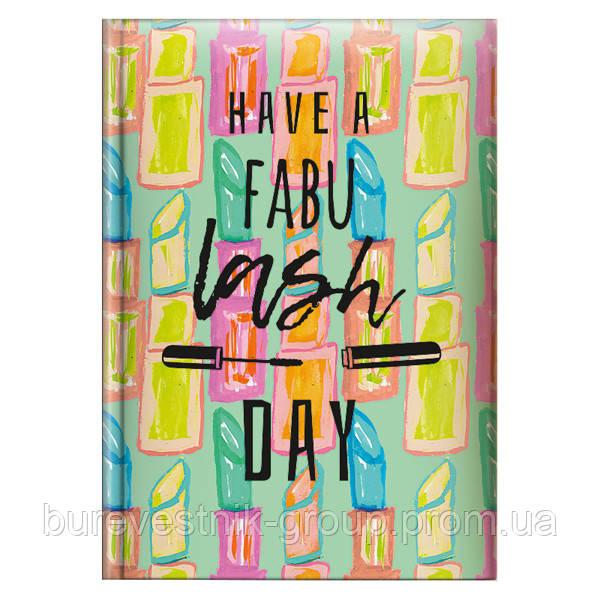 """Ежедневник датированный на 2020 год,  Brunnen """" Fabulash Day BBH"""" (73-795 68 02)"""