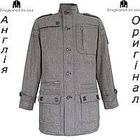Пальто мужское Lee Cooper из Англии - шерстяное