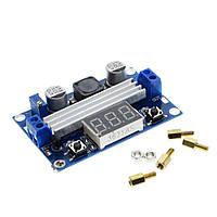 LTC1871 6А Підвищуючий перетворювач з регулюванням напруги, вольтметром