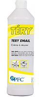 Чистящее средство для стеклокерамических поверхностей и нержавейки - Тери Эмаль (Tery Email) (1л)