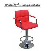 Барный стул НС-8325 красный