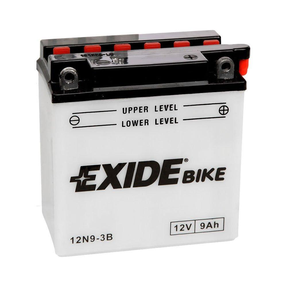 EXIDE 6СТ-9АзЕ (12N9-3B) Мото аккумулятор