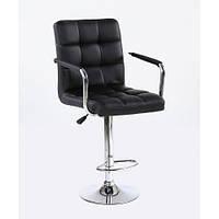 Барный стул HC1015WP черный, фото 1