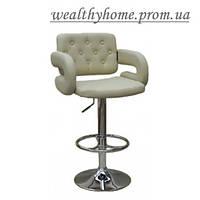 Барный стул HC-8403 искусственная кожа, кремовый