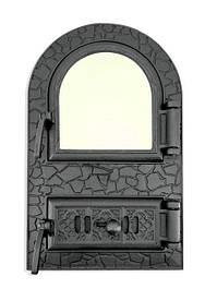 Дверцы для печи спаренные