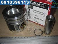 ⭐⭐⭐⭐⭐ Поршень VAG 80,01 1,9TDi AJM/ATJ/AUY 3-4 цилиндра (производство  Mopart)  102-90570 10